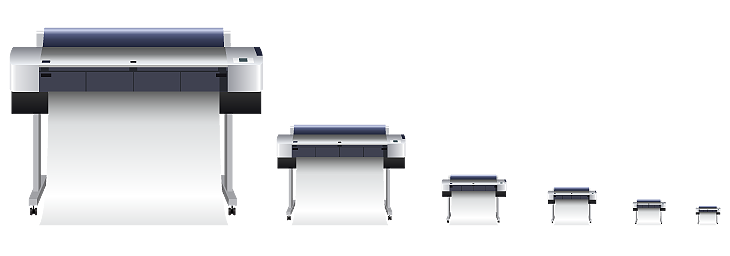 Large format printer (Epson) icon